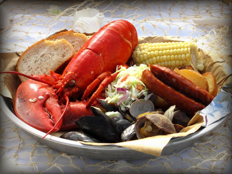 Get an Authentic Lobster Clambake To-Go from Sam's Chowder House ...